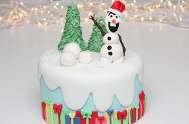 43 Christmas cake ideas | GoodtoKnow