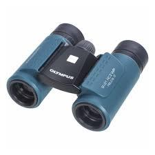 <b>Бинокль Olympus 8x21</b> RC II WP голубой — купить в интернет ...