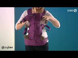 <b>BABY CARRIERS</b> BY CYBEX: 2.GO - YouTube