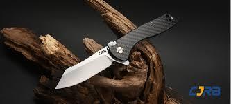 <b>Складной нож</b> CJRB Kicker, сталь D2, <b>Carbon</b> Fiber ...