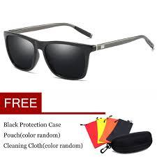 <b>Men's Retro Vintage Aluminum Polarized Sunglasses</b> Eyewear Eye ...