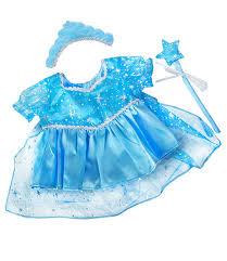 <b>Blue Snow Princess</b> Gown - Bear Barn Suffolk