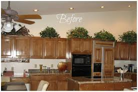 green kitchen cabinets couchableco: decorate top of kitchen cabinets couchableco