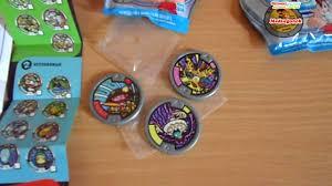 Видеообзор: <b>Медали йокай вотч</b> - yo-kai watch, B5944, Hasbro ...
