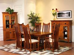 furniture awesome amish furniture arthur il amish furniture new classic dining set features brown amish wood furniture home