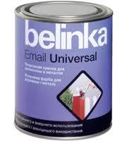 <b>BELINKA EMAIL</b> UNIVERSAL (<b>Белинка Эмаль</b> Универсал) - <b>эмаль</b> ...