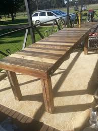 pallet dining table love this want to build one large enough to seat 8 buy pallet furniture design plans