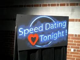 Speed Dating Jesus