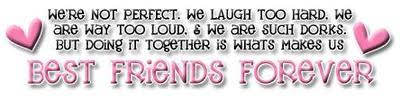 QUOTES FOR BEST FRIENDS FOREVER FUNNY ~ FindMemes.com