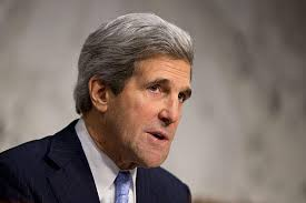 Image result for : Secretary of State John Kerry