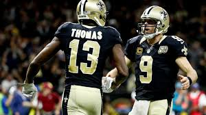New Orleans Saints' Drew Brees and Michael Thomas back out of ...