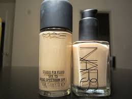 <b>MAC</b> Studio Fix Fluid <b>NC30</b> and NARS Sheer Glow Stromboli ...