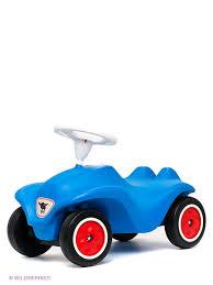 <b>Каталка Big</b> New <b>Bobby</b> Car Blau <b>BIG</b> 1387504 в интернет ...