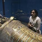 Х-файлы: <b>тайны древних</b> гробниц – <b>проклятие фараонов</b> или ...