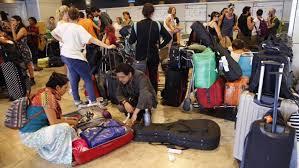 Resultado de imagen de fotos del aeropuerto de barajas madrid terminal 1