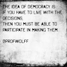 Quotes on Pinterest | Change The Worlds, Democracy Quotes and Wall ... via Relatably.com
