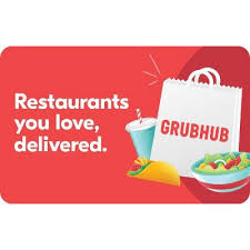 Grubhub Gift Card ( Email Delivery) : Target