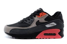mens sneakers nike air max 90 black grey black grey nike air