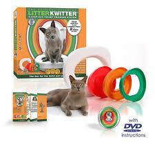 Расходные материалы для дрессировка <b>Litter Kwitter</b> кот ...