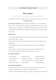 free dispatcher resume sample   docx pdf    page s   dispatcher resume sample