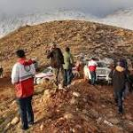 Iran Plane Crash Leads to Search-and-Rescue Effort at 14500 Feet