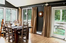 Dining Room Curtain Modern Dining Room Curtains On Bestdecorco