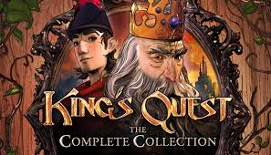Image result for king's quest 2015 logo