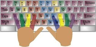 Image result for F and J on keyboard