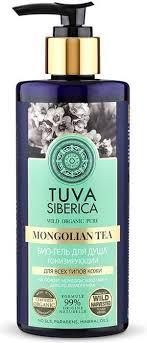 "Natura Siberica Tuva <b>Био</b>-<b>гель для душа</b> ""<b>Тонизирующий</b>"", 300 мл ..."