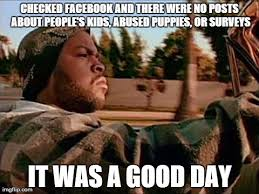 Today Was A Good Day Latest Memes - Imgflip via Relatably.com