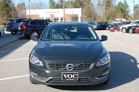 Weaver Brothers Volvo Used 2015 Volvo V60 For Sale Cary Nc Yv1612sb7f1190510