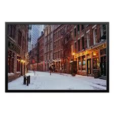 <b>Холст 50</b>×<b>75 Зима</b> в New York #408208 от 100pari