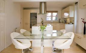 square glass dining tables