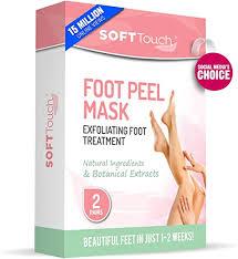 <b>Premium</b> Foot <b>Peel</b> Foot Mask (2 Pairs per box) Exfoliating Callus ...