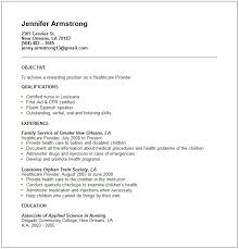 career objective for healthcare resume  chronological resume    pet sitting resume sample