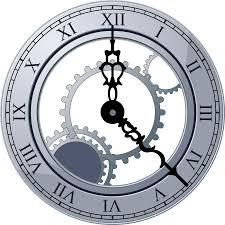 Znalezione obrazy dla zapytania clock clipart
