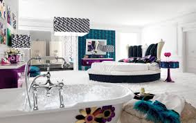 awesome ideas in interior decoration for teenage bedroom wonderful design in teen room using blue bed girls teenage bedroom