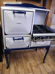 vintage kitchen appliance retro appliances: old and antique cole stoves antique   s tappan gas cook stove stoves photo