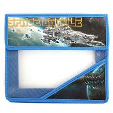 <b>Папка</b> для тетрадей Albion Space Battle на липучке, А5 - купить по ...