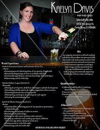kimberlydaniels photo keywords  davis  custom bartender resume    davis  custom bartender resume  professional bartender resume