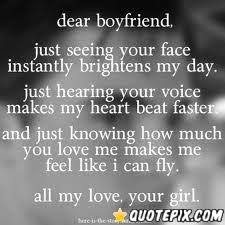 Dear Future Boyfriend Quotes. QuotesGram