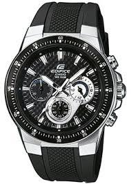 Наручные <b>часы Casio</b> Edifice с черным браслетом. Оригиналы ...