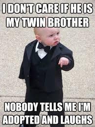 Baby Godfather memes | quickmeme via Relatably.com