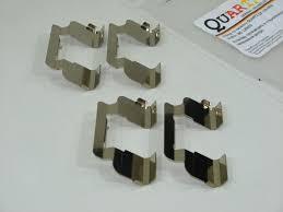 Монтажный <b>комплект передних тормозных</b> механизмов Quartz ...