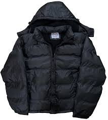 <b>Men's Clothing Men's</b> Padded Thick Fleece Warm <b>Winter</b> Jacket Full ...