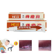 25g <b>Hua Tuo Hemorrhoids</b> Ointment Natural Plant Herbal ...