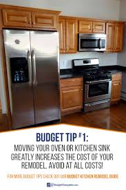 Kitchen Remodel Charleston Sc How To Remodel A Kitchen On A Budget Budget Dumpster