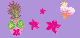 <b>Pink Pineapple</b> – <b>Batiste</b>