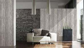 Soffitto In Legno Grigio : Legno realistico naturale parato vinilico grigio lavabile italian