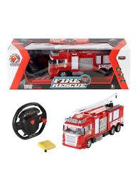 Машина <b>радиоуправляемая</b>, <b>Пожарная машина</b>, 27 Hz,4 канала ...